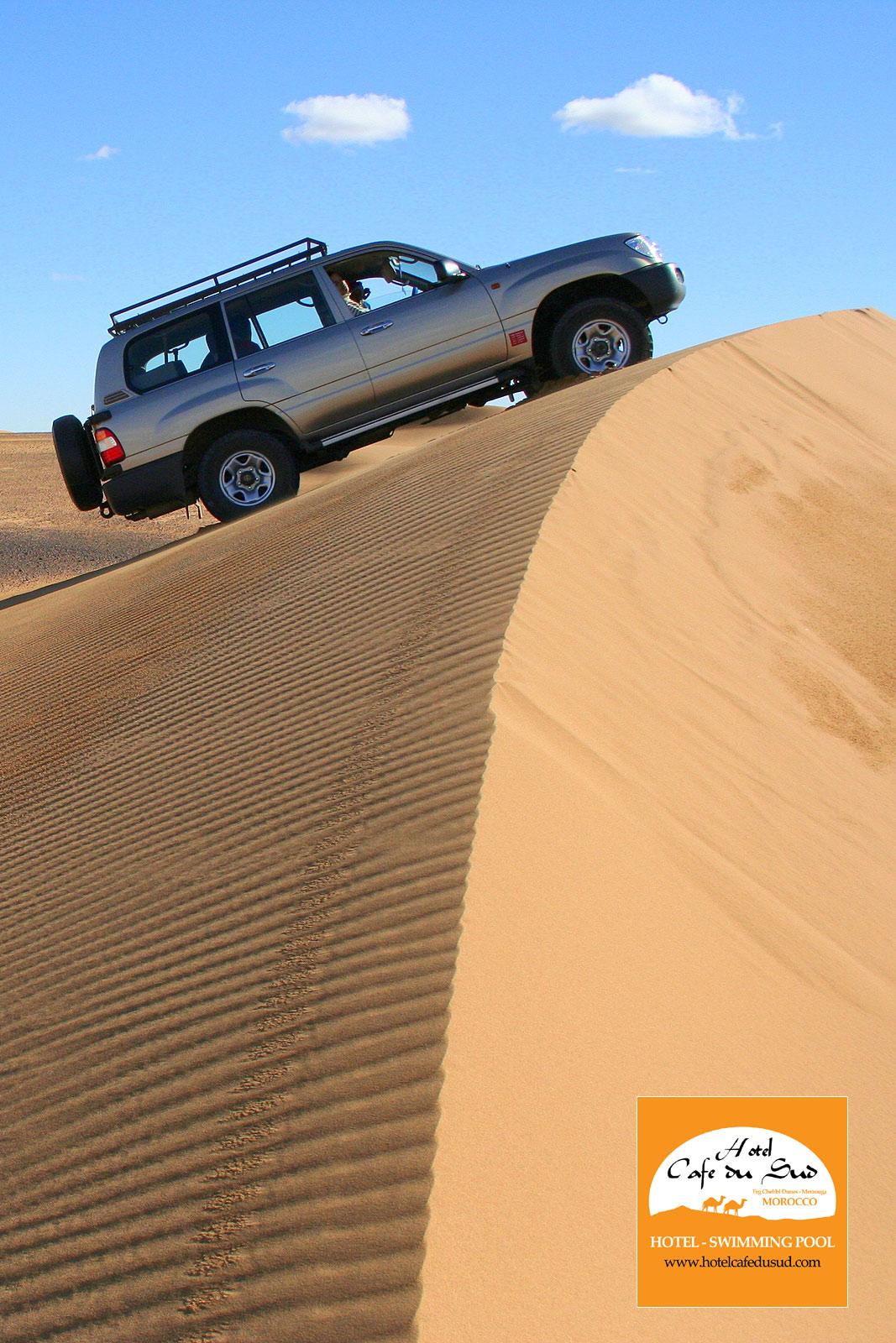 DESERT TOURS MERZOUGA