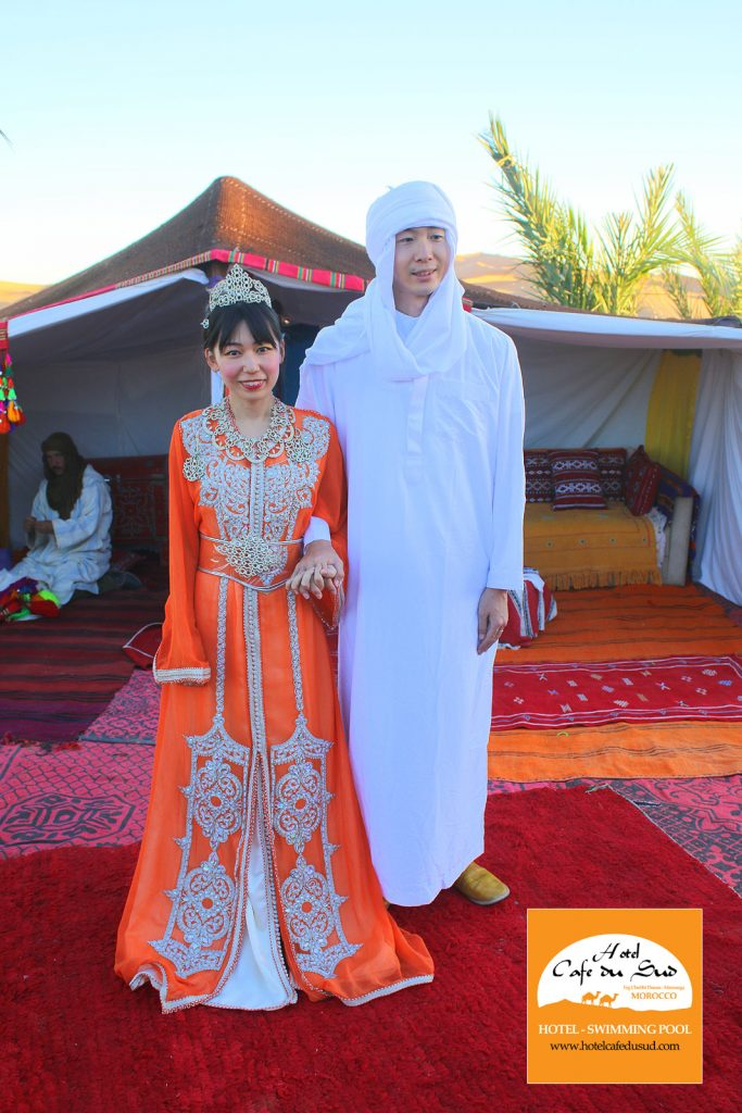 WEDDING MERZOUGA MOROCCO