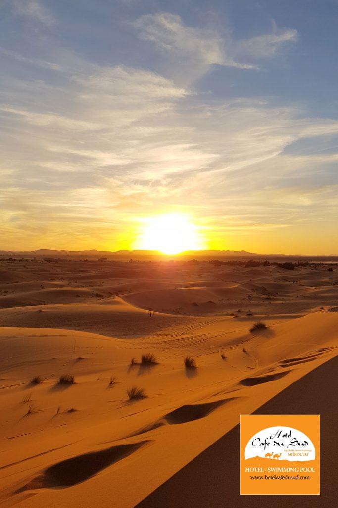 ERG CHEBBI DUNES - MOROCCO SAHARA DESERT TOUR