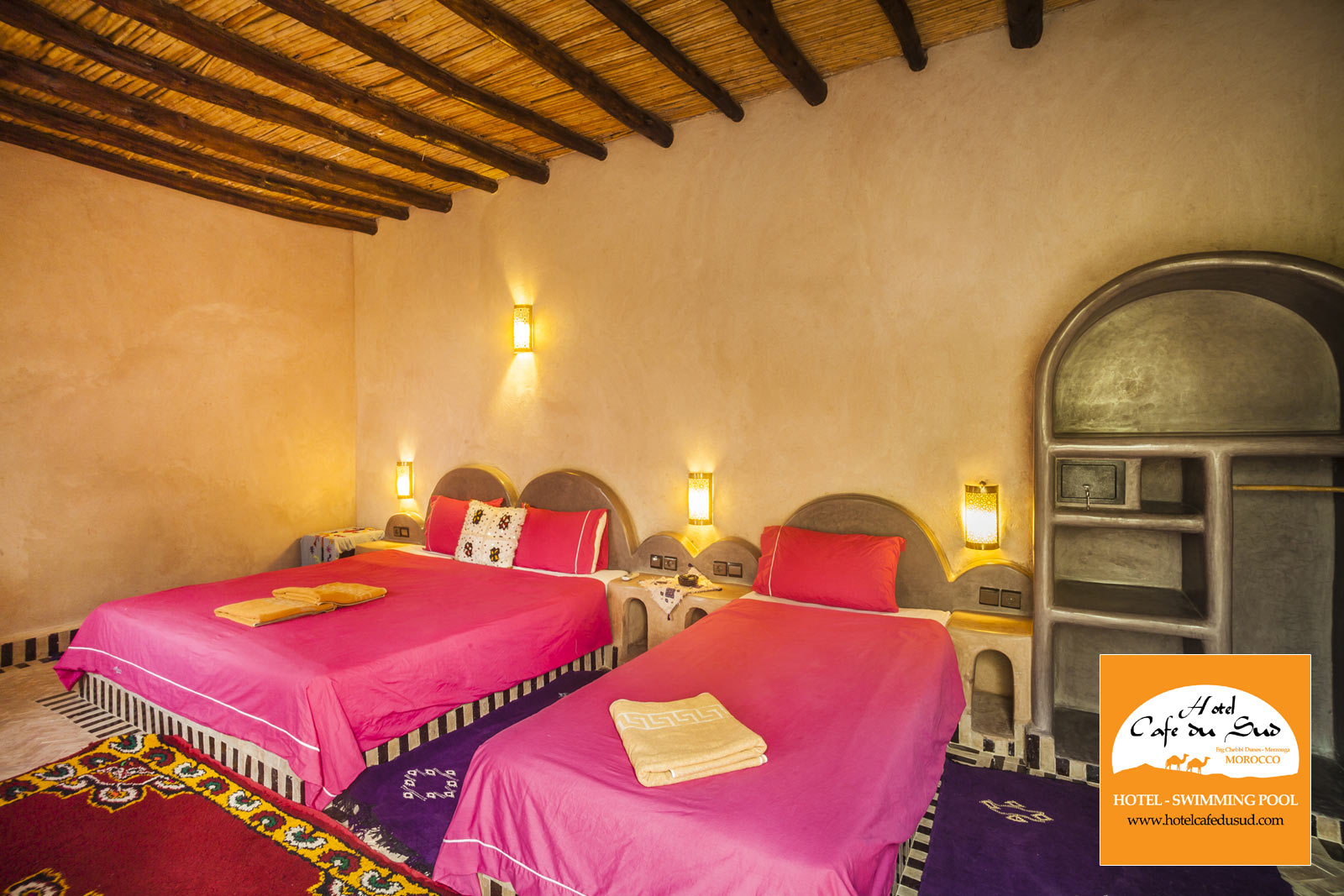ROOM HOTEL MOROCCO
